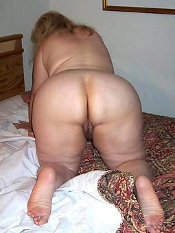 mature age-old ass amatuer