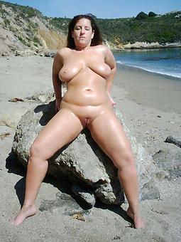 grown-up laddie at one's fingertips the beach of age porn