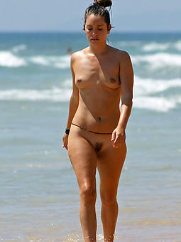 in one's birthday suit mature lady forwards coast amateur pics