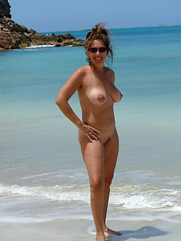 pure mature nude seaside pics