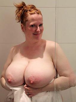 adult ladies alongside big breasts soles