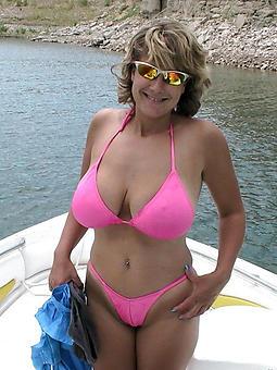 old lady near bikini grown-up porn