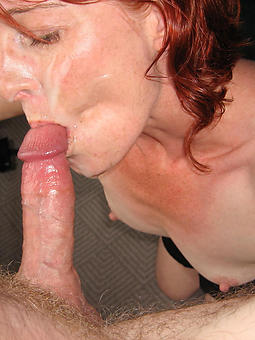 mature lady blowjob free porn pics