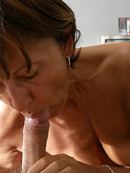 real old lady blowjob