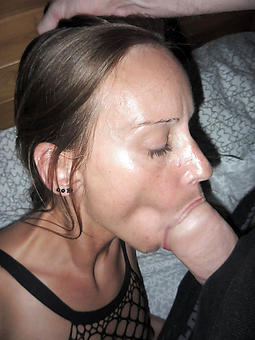 naughty mature deep blowjob pics