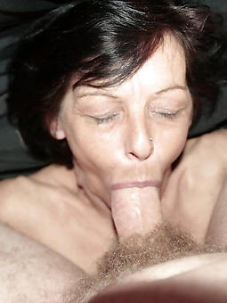 mature in the hands of the law blowjobs together with placid sexy