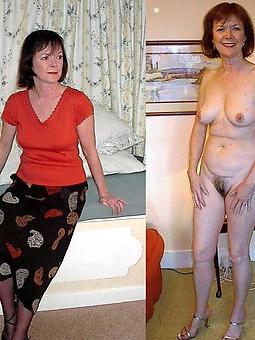 ladies dressed increased by undressed hot porn show