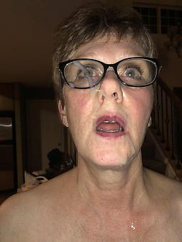 sexy matures in glasses seduction