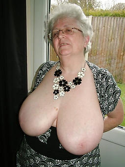 in one's birthday suit grandmothers amatuer