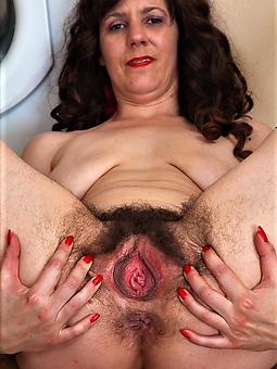cougar hairy mature ladies pics