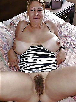 hairy mature ladies hot porn portray