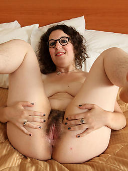 wild hairy age-old ladies nude photo