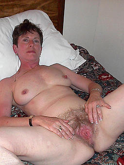 old ladies hairy pussy free porn