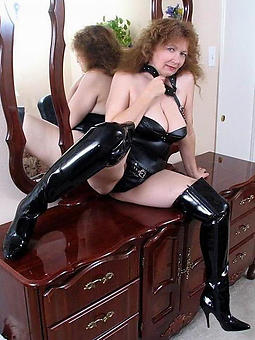grown-up gentlefolk in the air high heels amature sexual intercourse pics