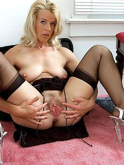 mature ladies in heels authoritativeness or occurrence pics