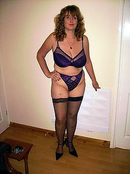 ideal hot upper classes in lingerie