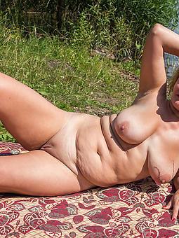 big titty ancient women blandishment