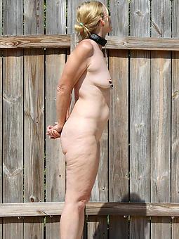 of age ladies outdoors porno