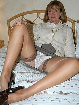 ideal old ladies in panties porn pics