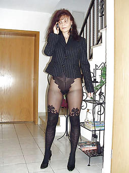 crazy lady pantyhose unorthodox porn pics