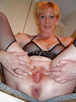 mature ladies pussy