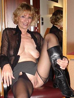 older ladies stockings porn tumblr