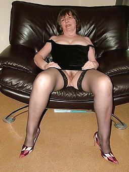 revealed ladies in stockings videotape