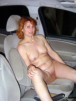 perfect nude redhead ladies
