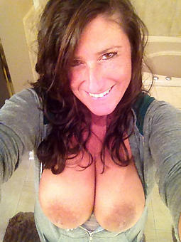 adult milf selfshot strip