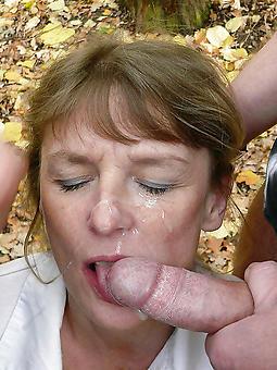 XXX old son cumshot stripping