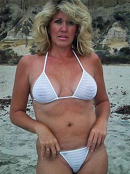 venerable ladies nearly bikinis amature porn