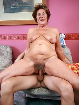 pretty old lady obtaining fucked pics