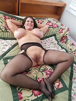 hot ladies adjacent to stockings xxx pics