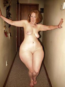 mature curvy women ragging