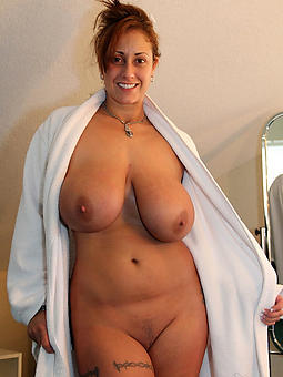 big big-busted moms stripping