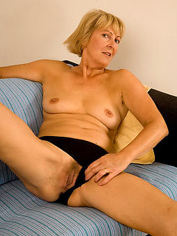 older adult pussy jollying