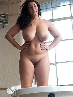 curvy landed gentry porn