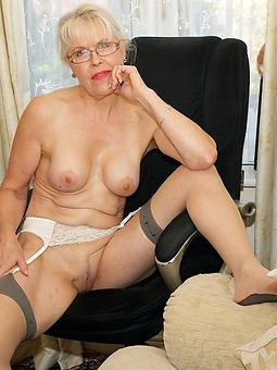 porn pictures be proper of basic granny mom