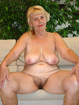 best nude ladies over 60 seduction