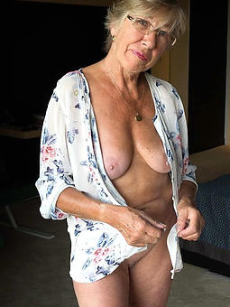 naked mature ladies over 60 seduction