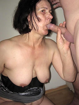 mam giving blowjob