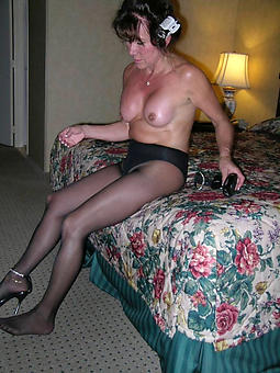 sexy gentlefolk in pantyhose glum pics