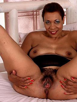 undoubtedly mature nude black column