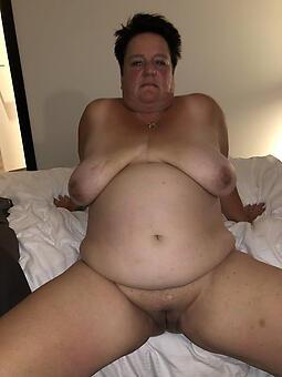 sexy bbw elderly lady stripping