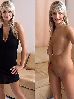 reality girls dressed plus undressed