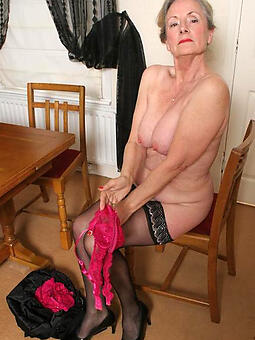 X-rated uncomplicated older ladies xxx pics
