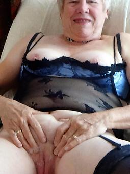 perfect mature older women unorthodox
