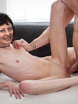 fresh matures at hand small tits photo