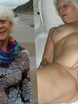 hotties mature foetus dressed and undressed