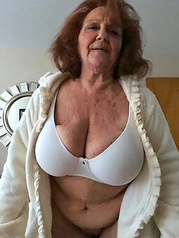 pretty  grandmas fetching pussy pellicle